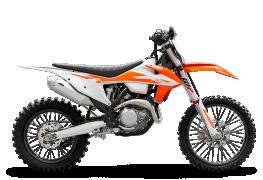 KTM 450 XC-F 2020