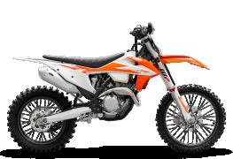 KTM 250 XC-F 2020