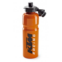 GENUINE KTM DRINK BOTTLE ALUMINIUM 3PW0671700