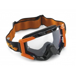 GENUINE KTM RACING GOGGLES BLACK 3PW1228100