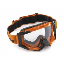 GENUINE KTM RACING GOGGLES ORANGE 3PW1228200
