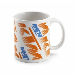 GENUINE KTM GRAPHIC MUG 3PW1475100