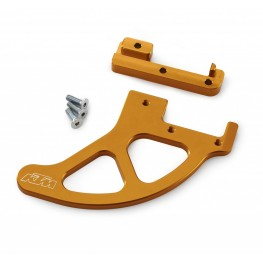 GENUINE KTM BRAKE DISC GUARD ORANGE 5481096120004