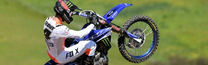 CDR Yamaha Monster Energy Team Podium Run Continues