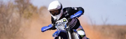 Dirty and Dusty for Yamaha Off Road Racing